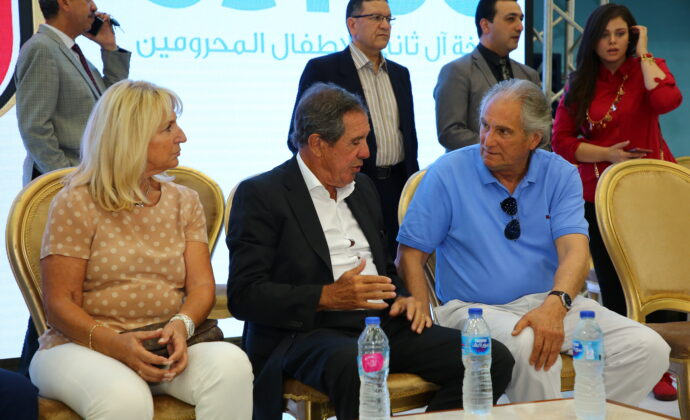 SATUC's Guests who always supporting us - شيخه - ساتوك - شيخه ال ثاني -SATUC SATUC World Cup