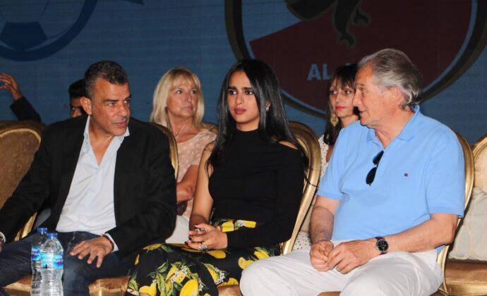 شيخه شيخه ال ثاني ساتوك Sheikha Sheikha Al Thani Satuc World Cup (110)