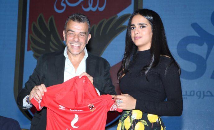 خالد مرتجى - Khaled Murtaja SATUC - شيخه شيخه ال ثاني ساتوك Sheikha Sheikha Al Thani Satuc World Cup