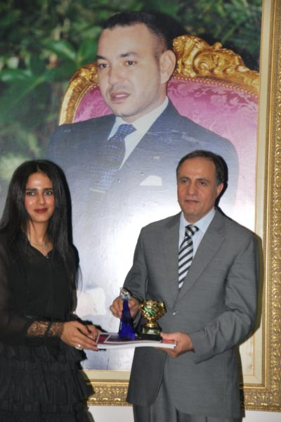 Sheikha Al Thani Signed a Protocol with Regional Council in Tiznit, Morocco for SATUC World Cup 2020 (107)