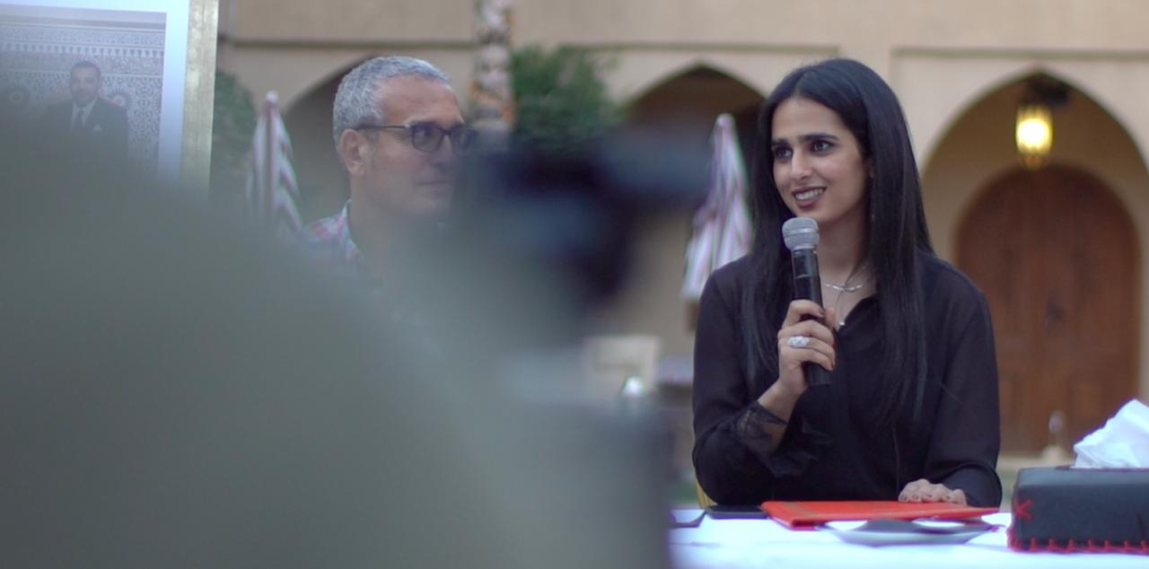 Sheikha Al Thani Signed a Protocol with Regional Council in Tiznit, Morocco for SATUC World Cup 2020 (12)