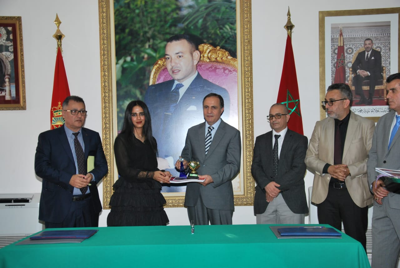 Sheikha Al Thani Signed a Protocol with Regional Council in Tiznit, Morocco for SATUC World Cup 2020 (218)