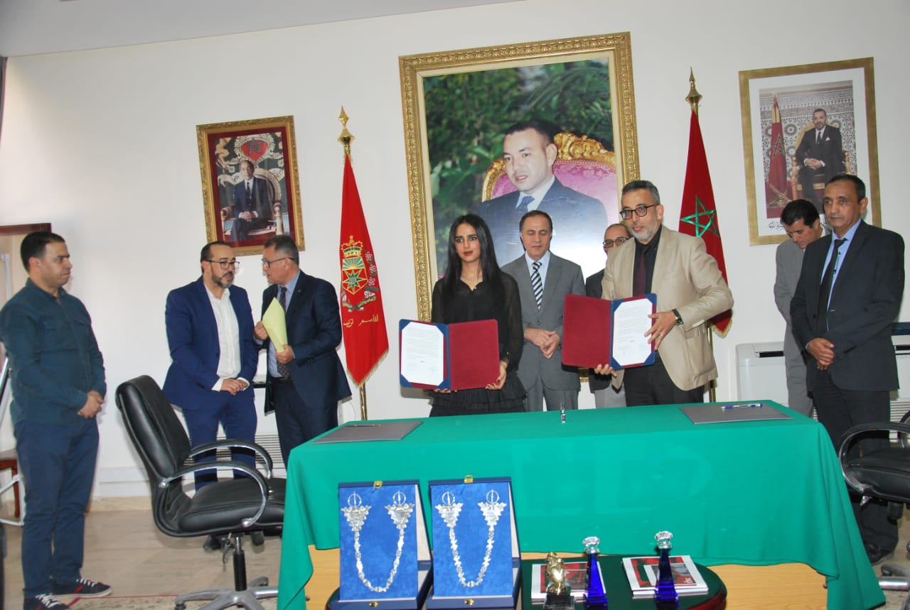 Sheikha Al Thani Signed a Protocol with Regional Council in Tiznit, Morocco for SATUC World Cup 2020 (221)