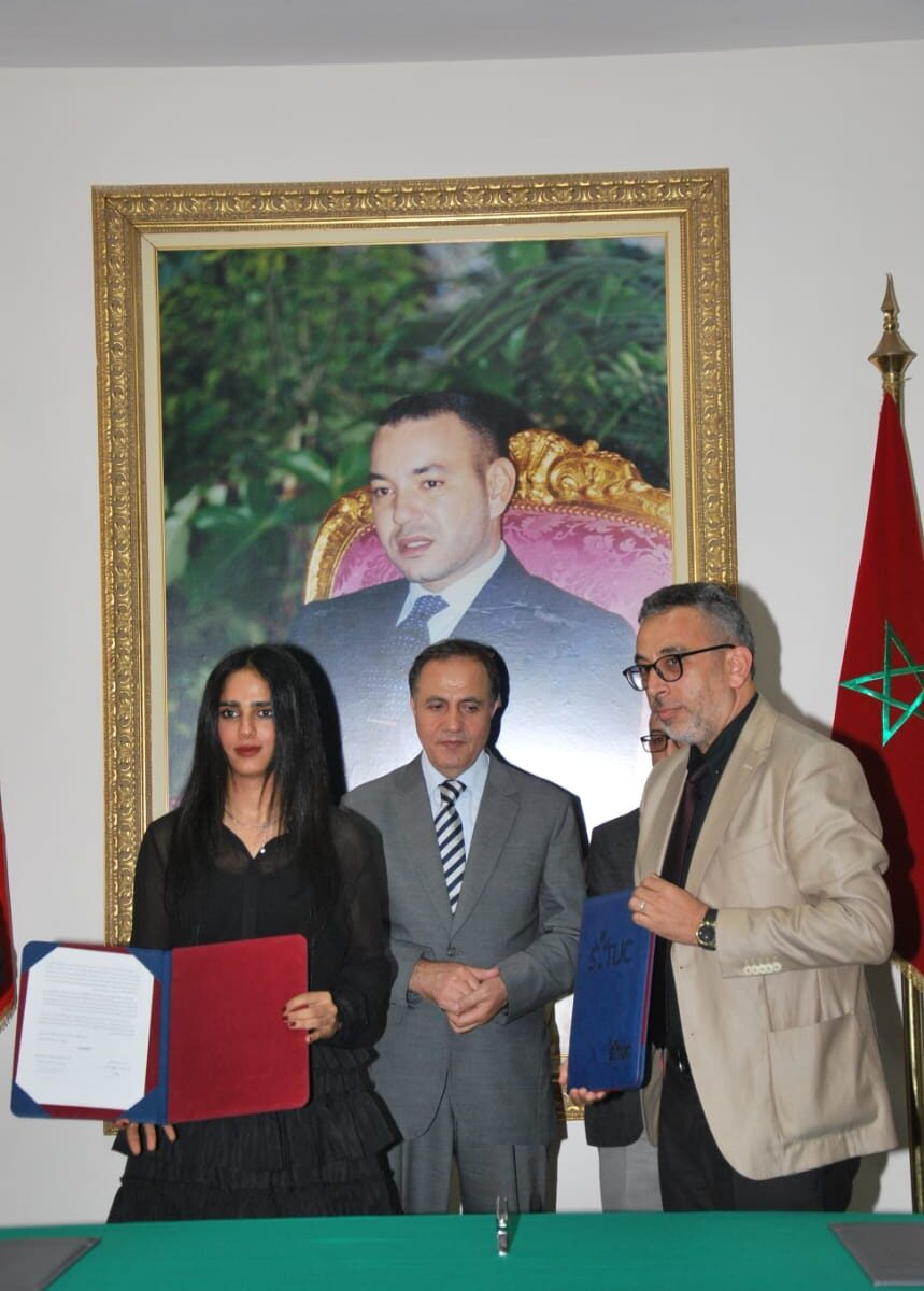 Sheikha Al Thani Signed a Protocol with Regional Council in Tiznit, Morocco for SATUC World Cup 2020 (227)