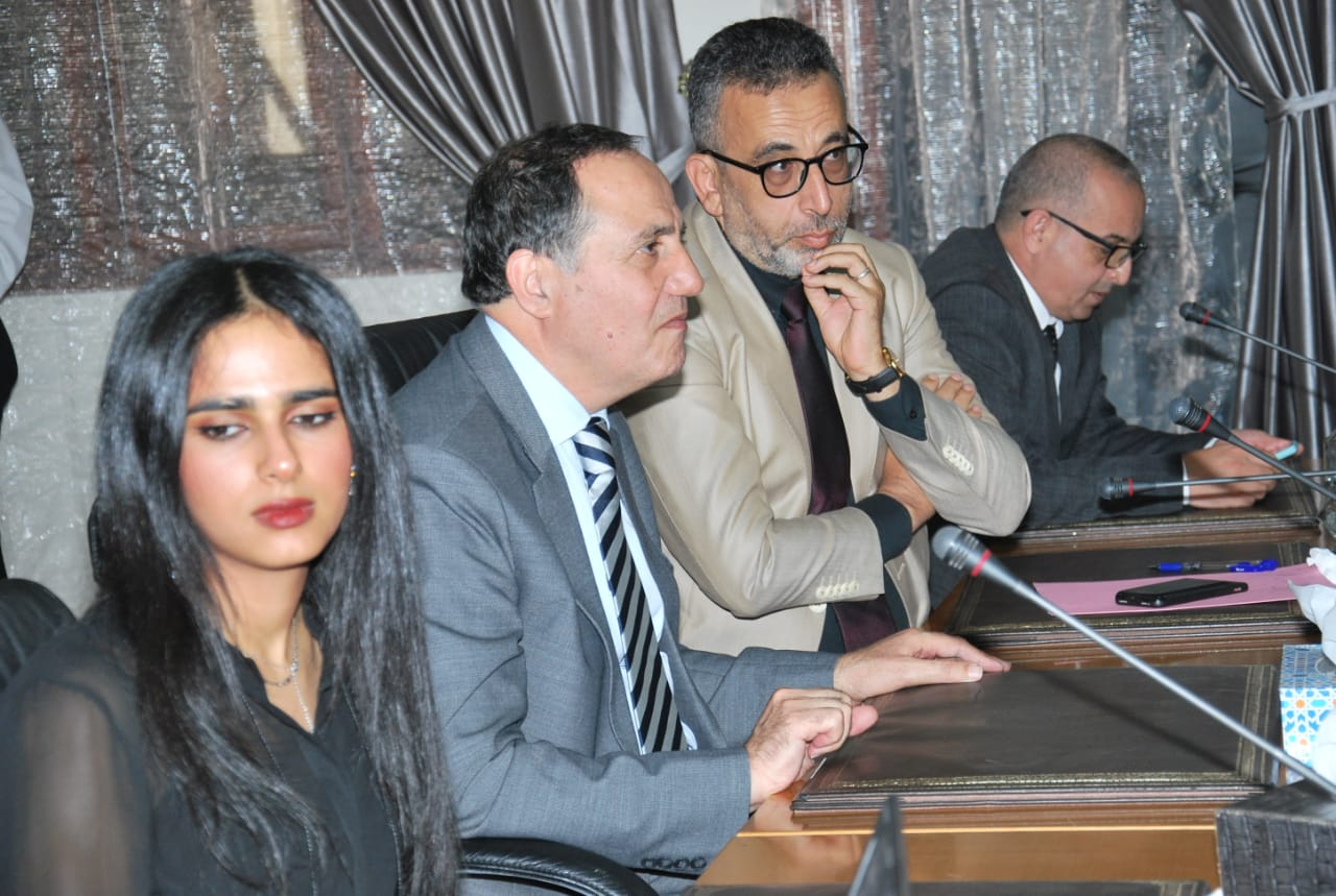 Sheikha Al Thani Signed a Protocol with Regional Council in Tiznit, Morocco for SATUC World Cup 2020 (230)