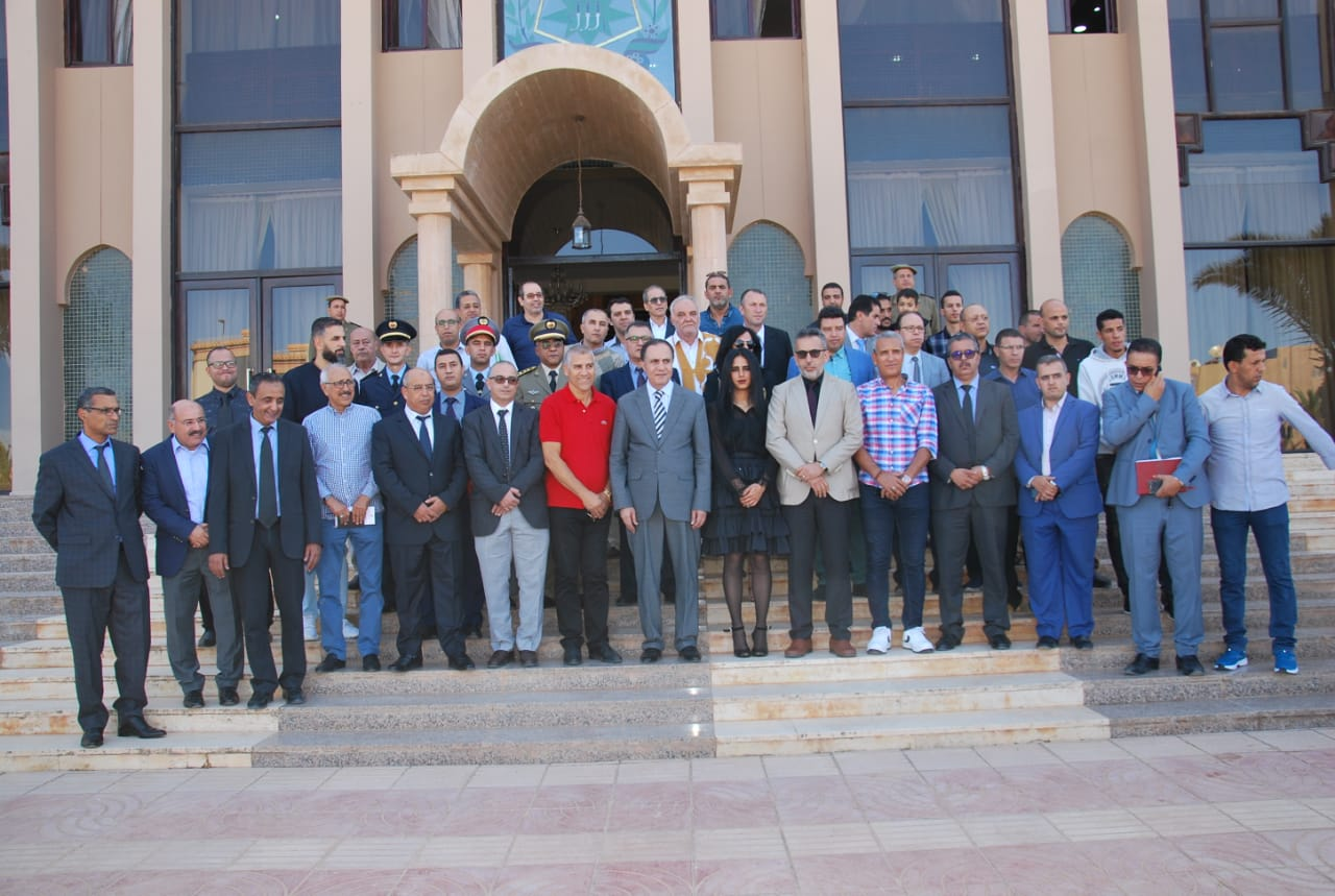 Sheikha Al Thani Signed a Protocol with Regional Council in Tiznit, Morocco for SATUC World Cup 2020 (235)