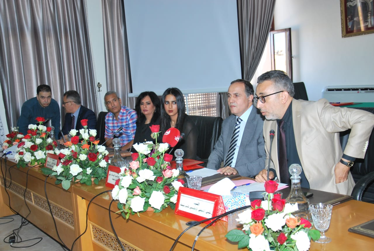 Sheikha Al Thani Signed a Protocol with Regional Council in Tiznit, Morocco for SATUC World Cup 2020 (258)