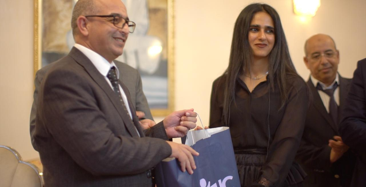 Sheikha Al Thani Signed a Protocol with Regional Council in Tiznit, Morocco for SATUC World Cup 2020 (3)