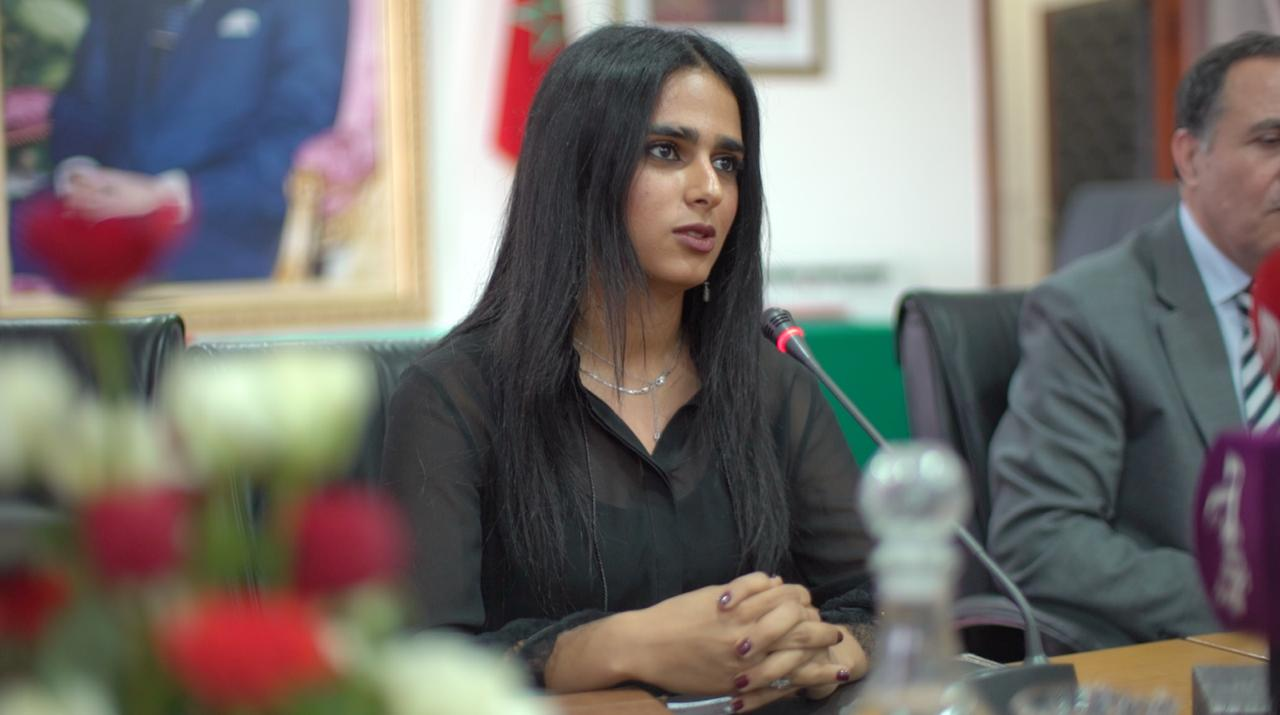 Sheikha Al Thani Signed a Protocol with Regional Council in Tiznit, Morocco for SATUC World Cup 2020 (45)